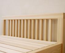 ヒノキクラフト ベッド