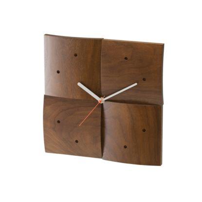 掛け時計(R) ウォルナット
