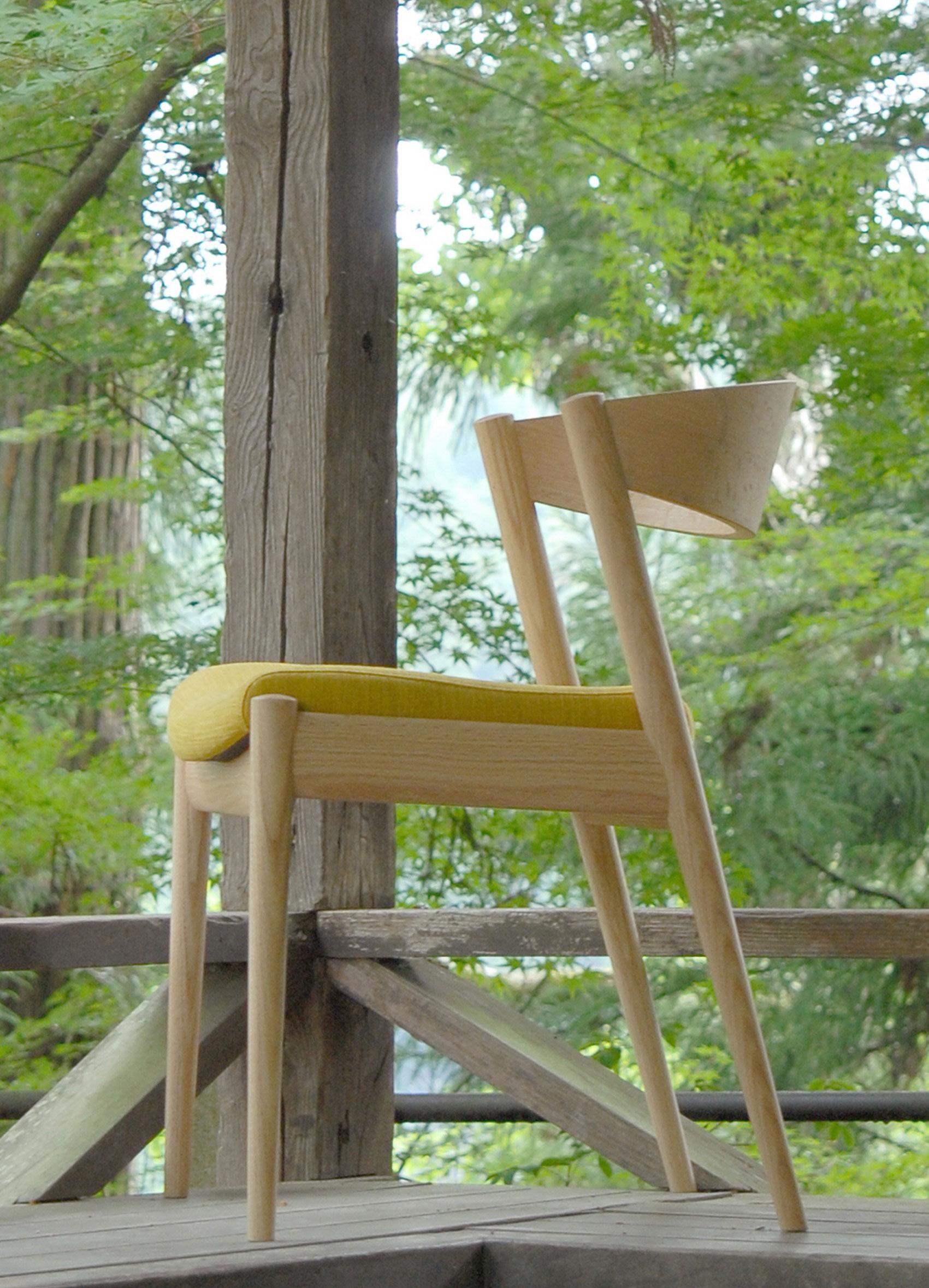 日進木工 KUKKA ダイニングチェア