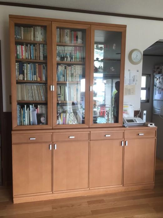 シラカワ オーダーボード 書棚