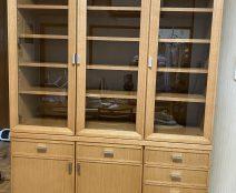 シラカワ カラオーダーボード食器棚